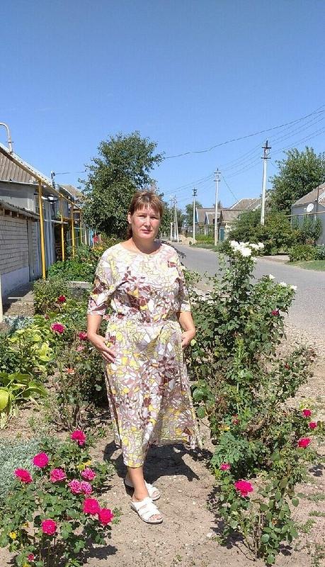 Послеморьковое платье от Барсукова Светлана
