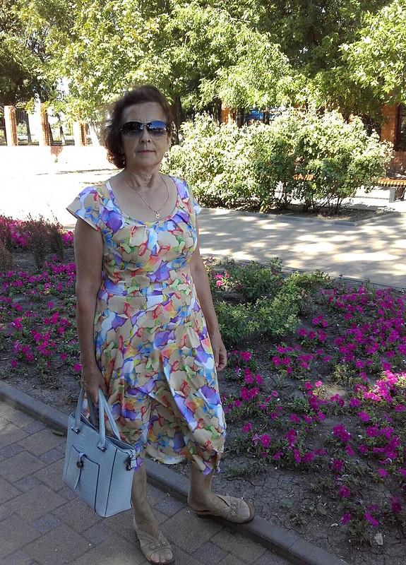 Невыгулянное платье от Inessa_Bel