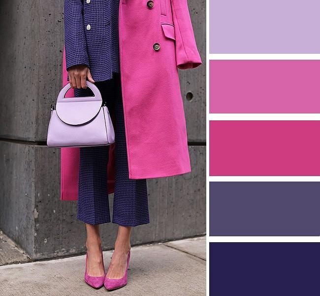 7 цветовых сочетаний, которые вам стоит попробовать этой осенью
