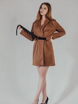 Работа с названием Платье-пиджак
