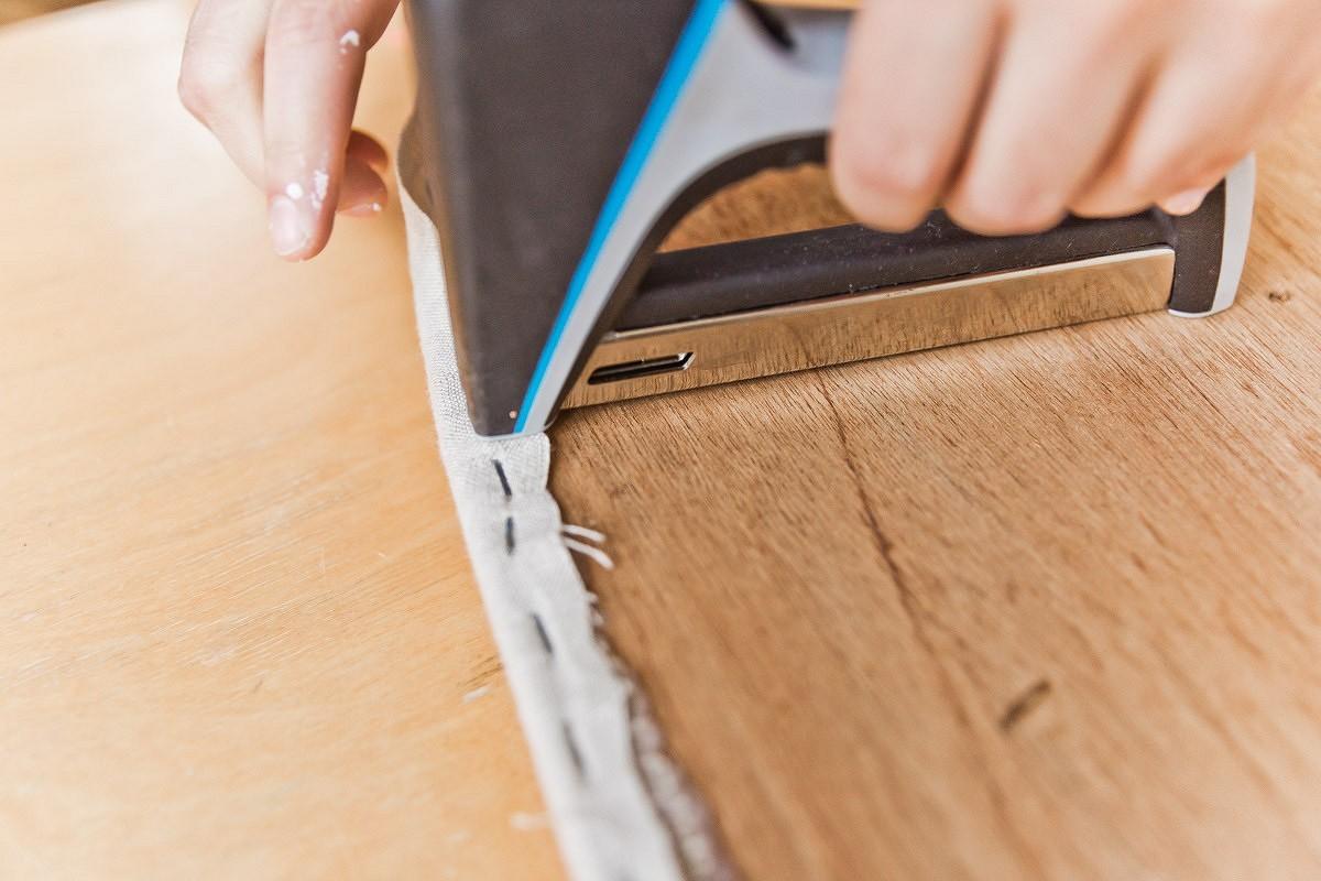 Как поменять обивку стула: мастер-класс