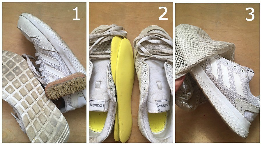 Можно ли стирать кроссовки встиральной машине, иесли да, как это делать?