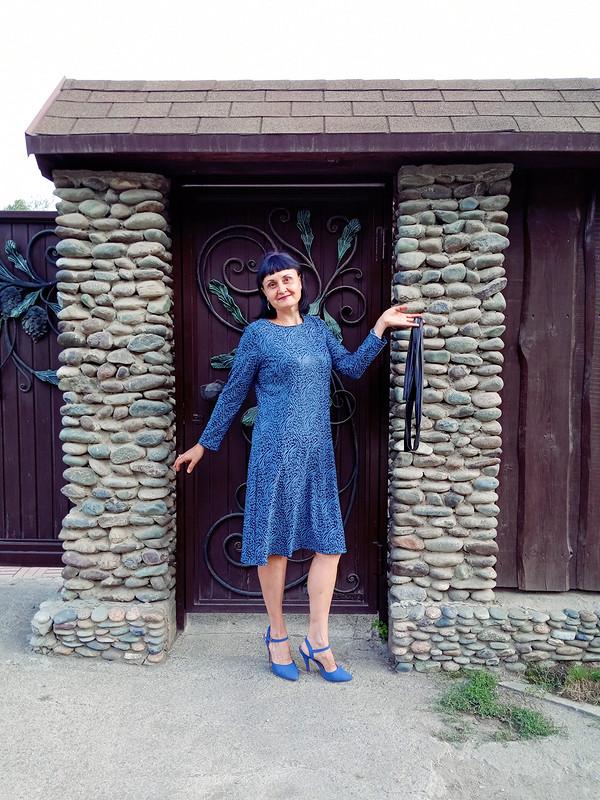Платье Дождя от Ольга Найкова