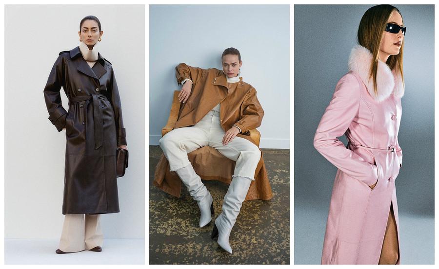 Самые популярные пальто этой осени: 9 трендов высокой моды