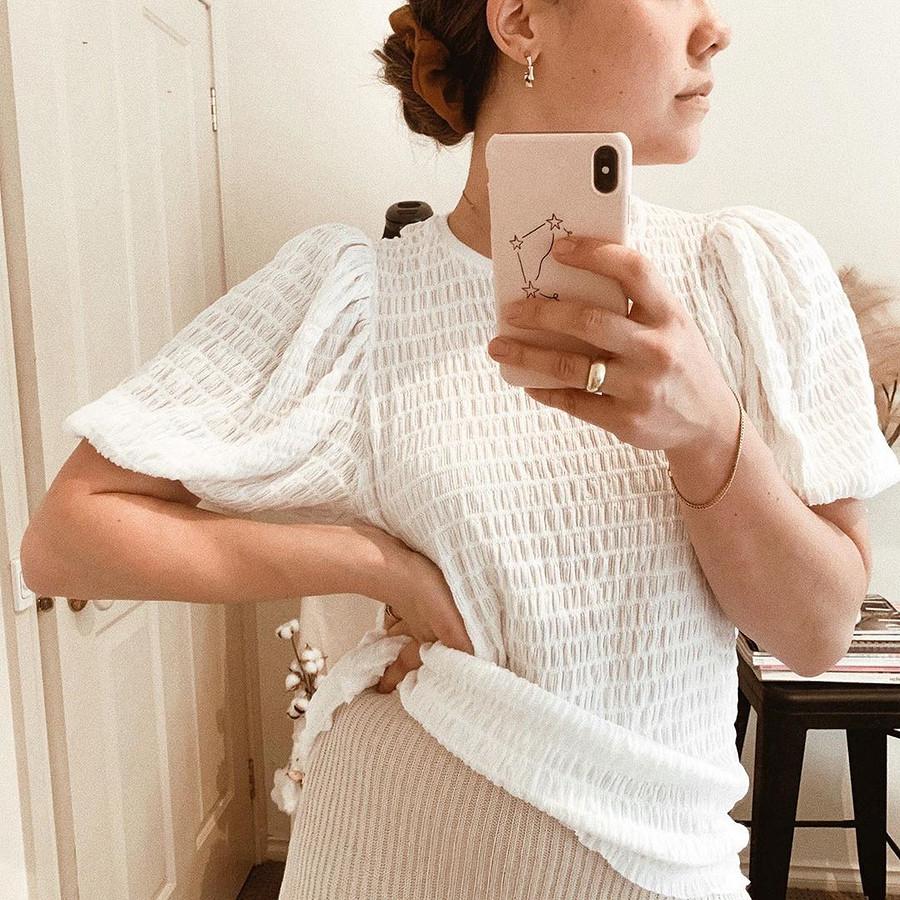 Создание одежды — это способ получить именно то, что нужно: швейный instagram недели