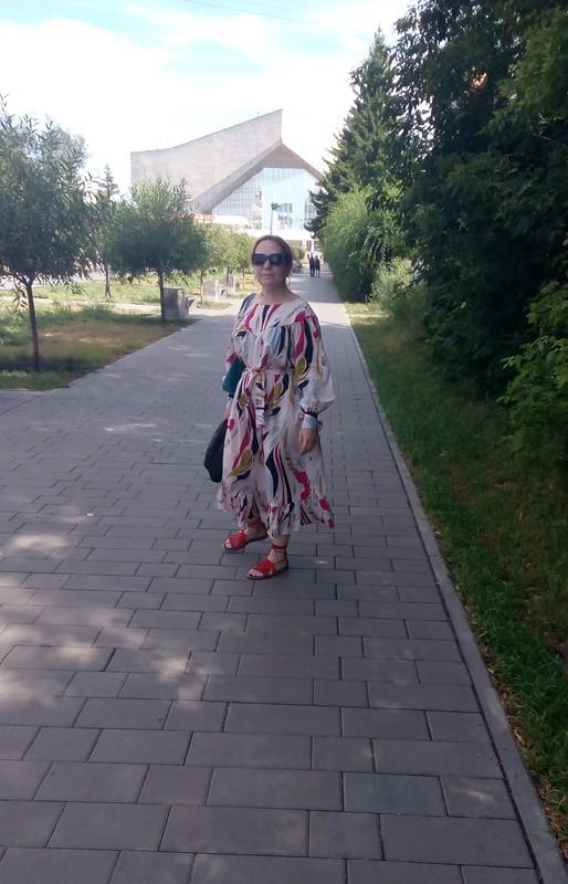 Платье от OlgaDan