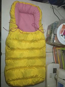 Работа с названием Детский спальный мешок