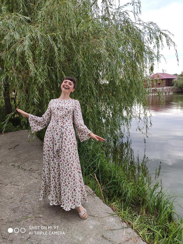 Платье повыкройке блузки от Nattaly3