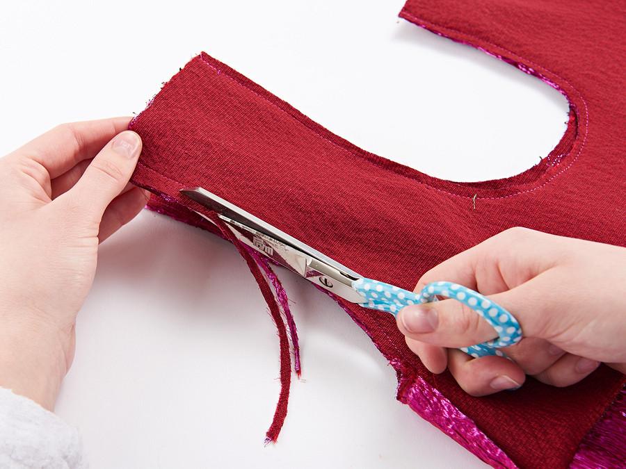 Розовая мечта: как сшить сумку-узелок