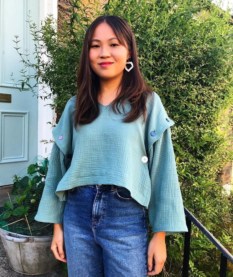 Жизнь слишком коротка дляскучной одежды, но иногда простое — тоже круто: швейный instagram недели