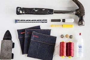 Обработка петли на поясе джинсов: советы и лайфхаки