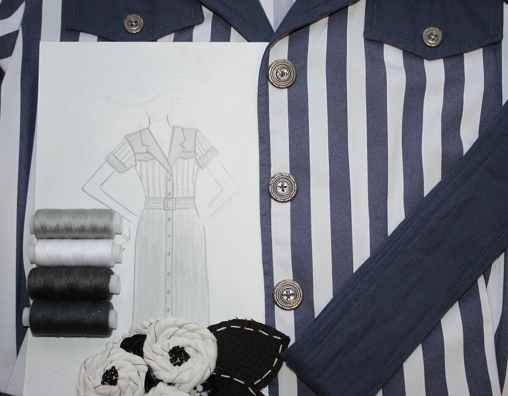 Платье «marengo, или последнее изсерии...»