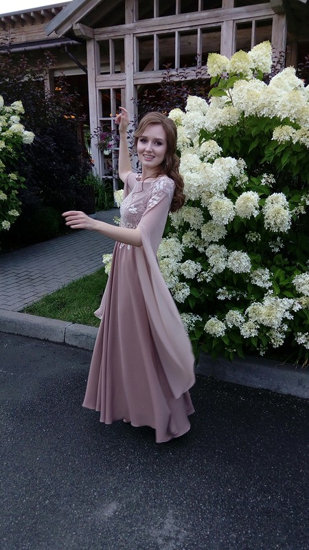 Платье «Фея какао» от Вианн Роше