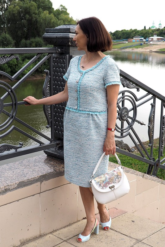 Платье от Ирина Шмидт