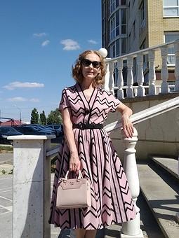Работа с названием Платье в стиле New Look...ну, или почти)
