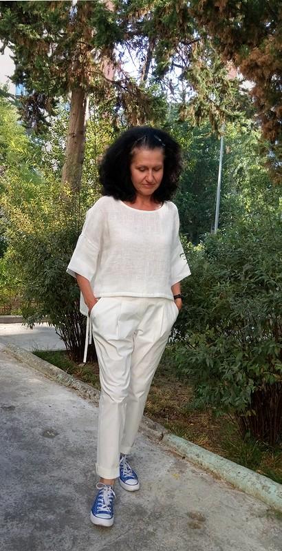 Блуза изльна от lady_olya
