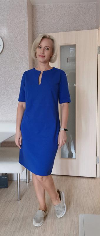 Трикотажное платье от LenokA