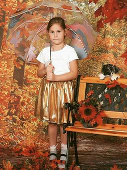 Работа с названием Детская юбка