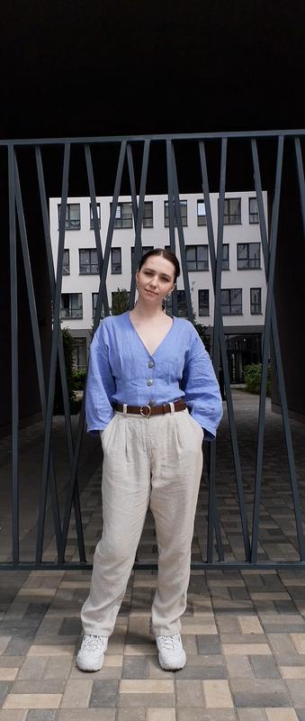 Легендарная блузка изномера 5/2019