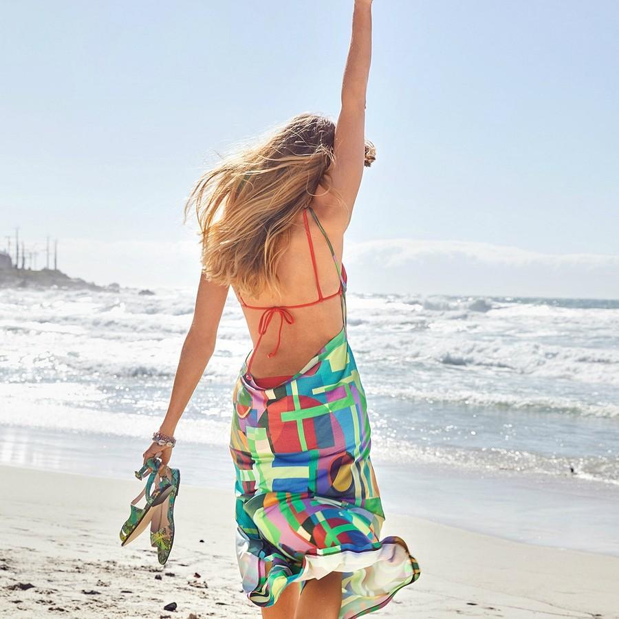 В мечтах оботпуске: 23 выкройки пляжных платьев, накидок итуник