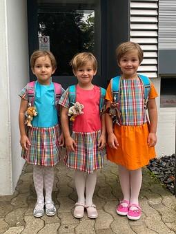 Работа с названием Платье для школы