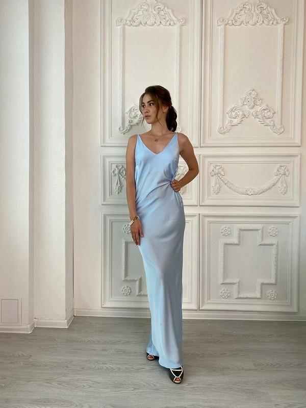 Платье вбельевом стиле от Римма Зарипова
