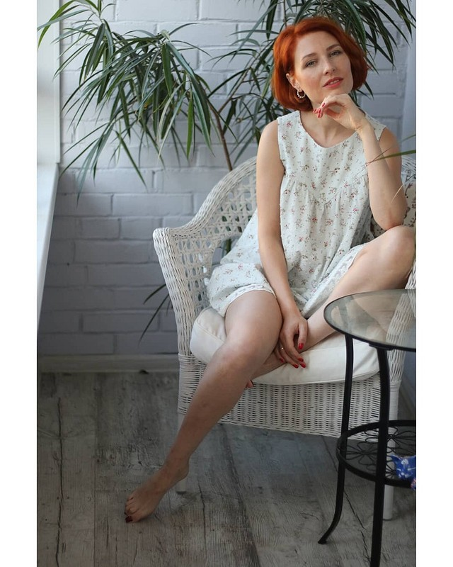 Ночная сорочка от Вера Волхонская