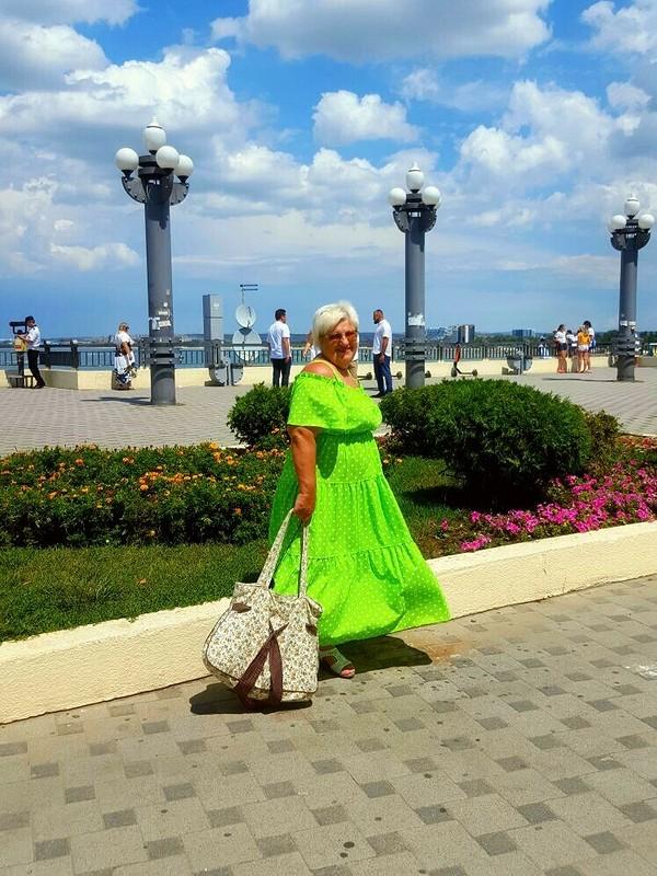Летнее платье-сарафан от lyssia
