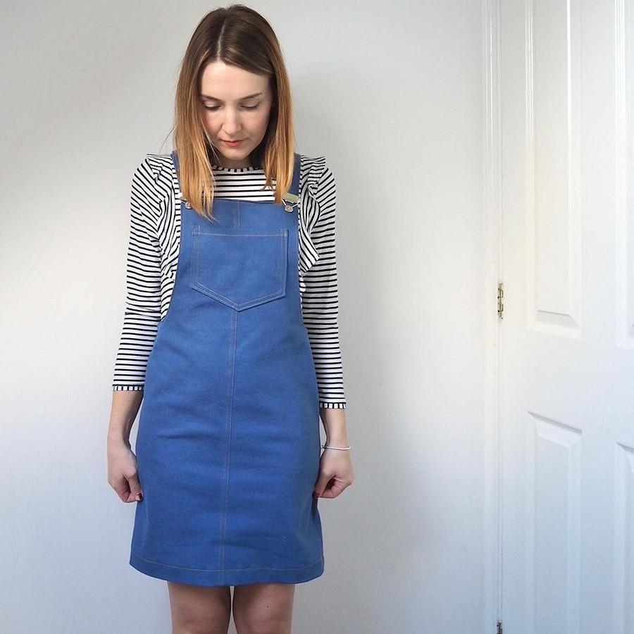 Я очень рада, что шитьё становится всё более популярным: швейный instagram недели