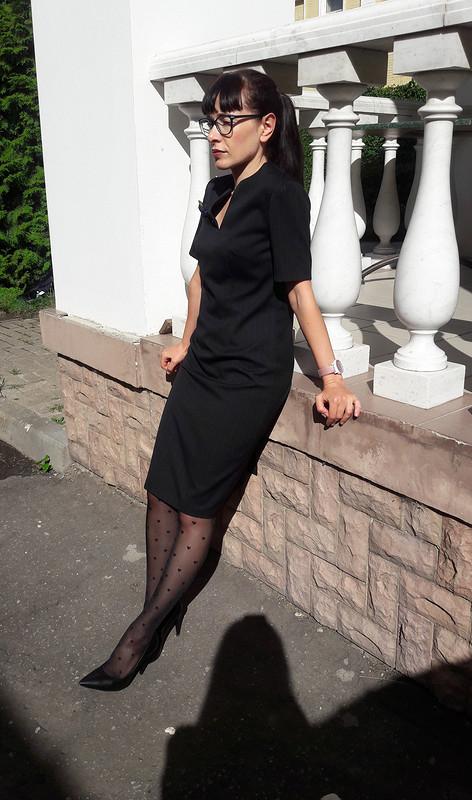 Платье «Деловая классика»