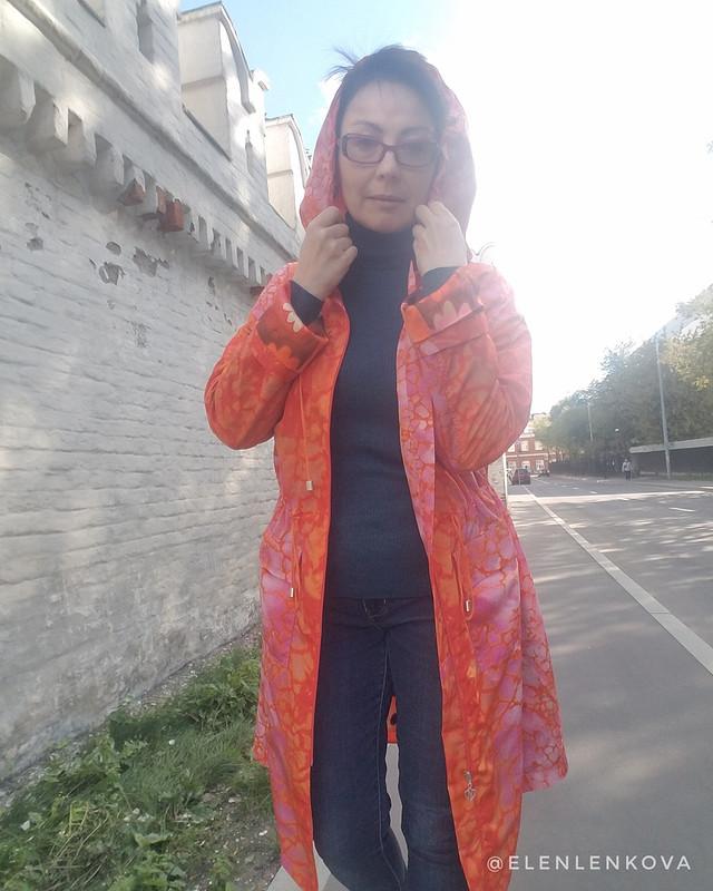 Парка «розовая лава» от Елена Ленкова