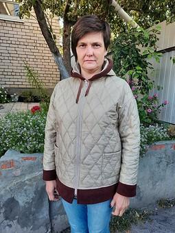 Работа с названием Карантинная курточка