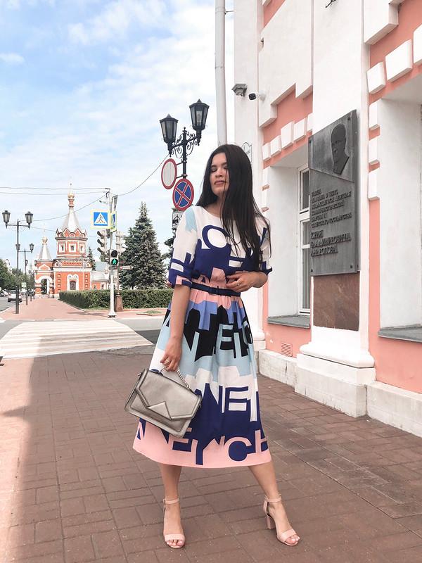 Любимое платье от Irena Galkina
