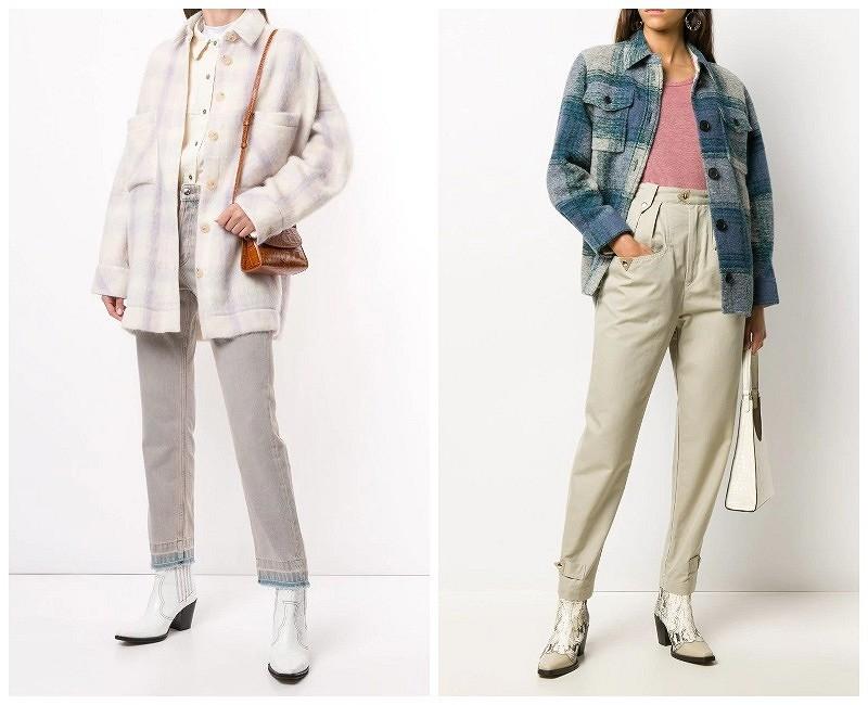Тренд осени 2020 — куртка-рубашка: чем она хороша икак её носить