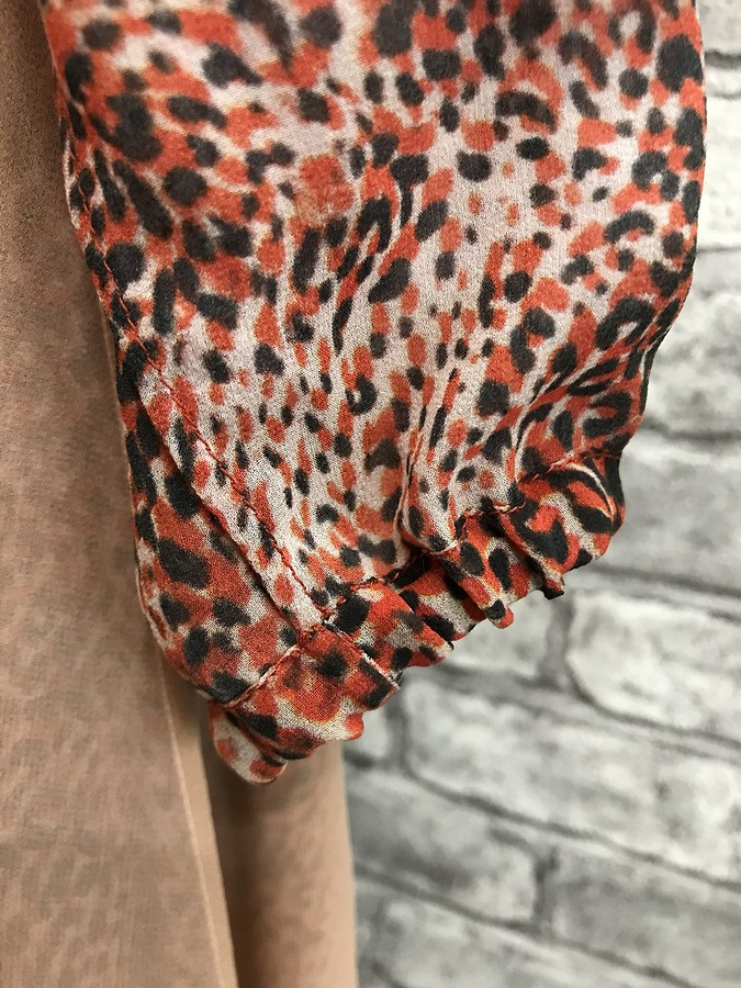 Платье «Красотки»: обзор модели 101 изBurda Style 4/2020