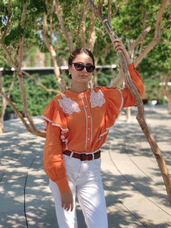 Льняные рубашки от Nitka88