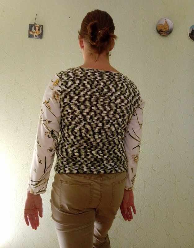 Пуловер от ffMariya