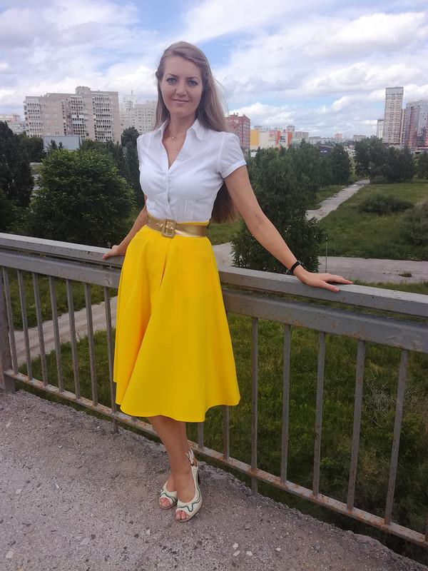 Летняя юбка от Velvet