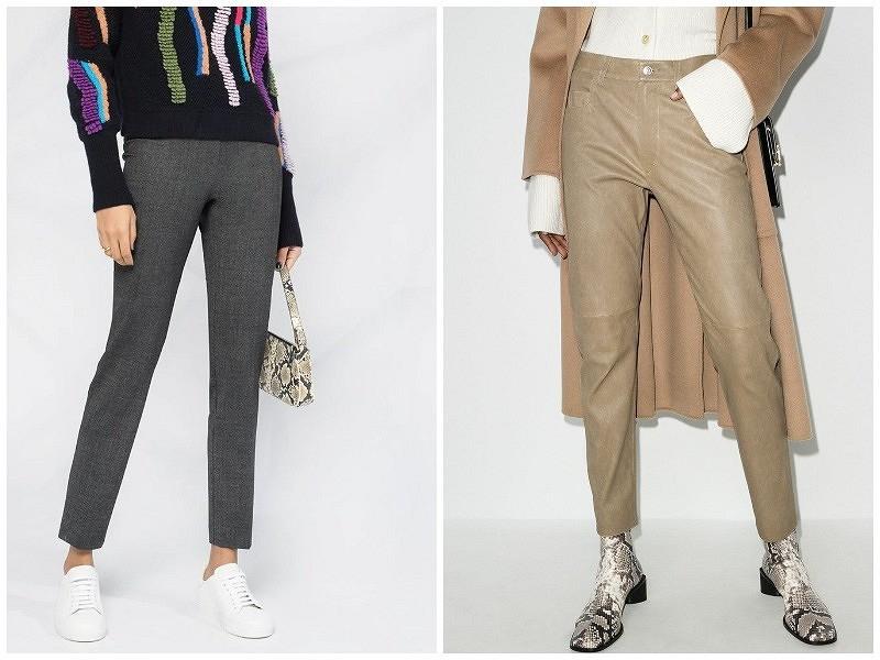 Модные брюки сезона осень-зима 2020-2021: 7 главных трендов