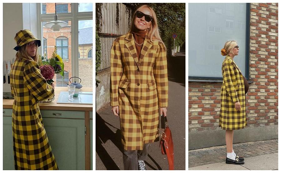 Самое модное пальто осени-2020 поверсии Instagram-блогеров
