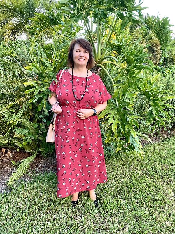 Платье «Осенние чудеса» от Lovvy