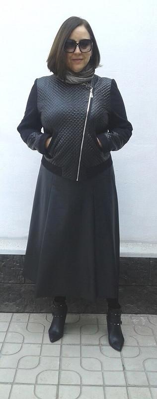 Куртка «Рокерша» от Равшанка