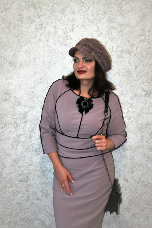 Платье «chanel укрощение шнура»