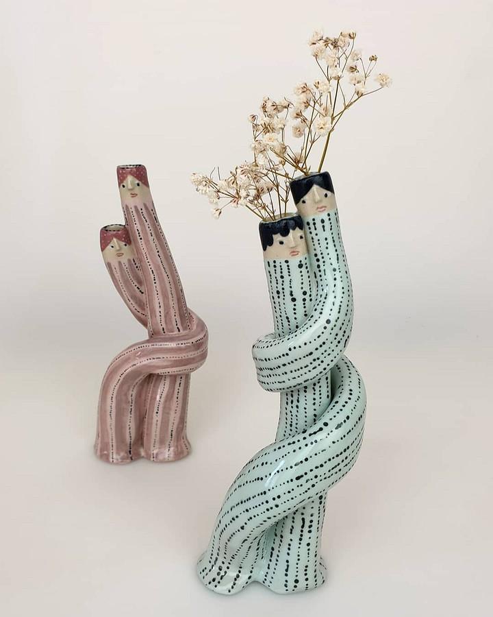 Керамика схарактером: рукодельный instagram недели