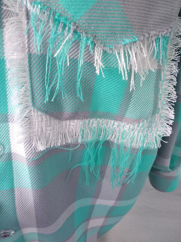 Летняя рубашка-пальто от Алька_04