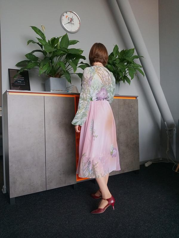 Этой осенью я буду носить платья... от arle9