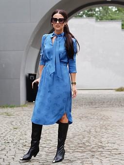 Работа с названием ♡ Платье сезона осень 2020 ♡