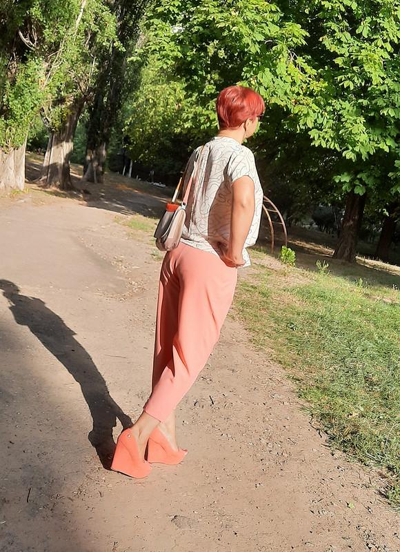 Брюки «Теплая осень»
