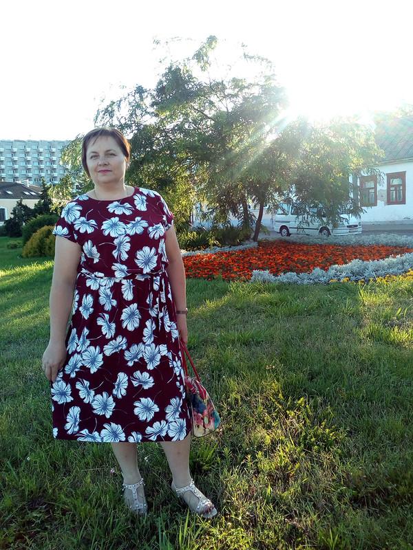 Платье «Почти ромашки» от Elenka-Elenka
