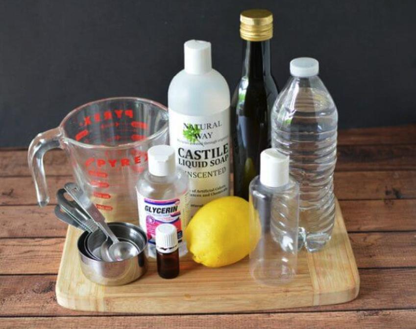 Рецепты красоты: очищающий шампунь домашнего приготовления